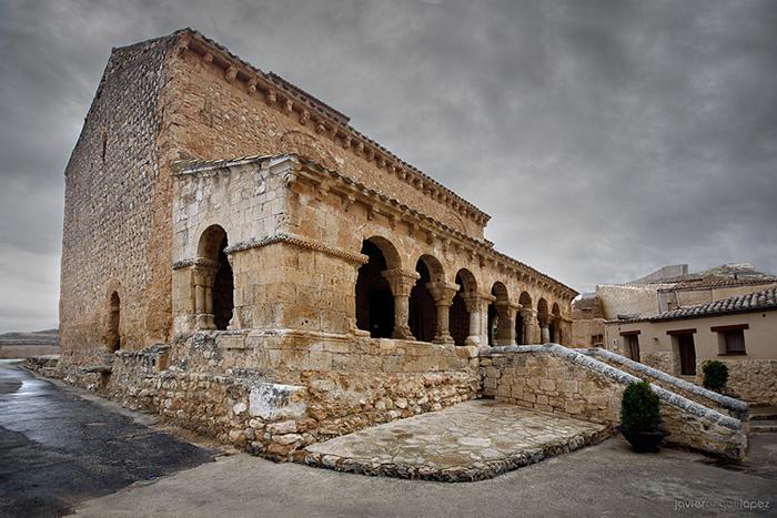 San Miguel, San Esteban de Gormaz - Arte Románico - Javierangel lopez, fotografia de  arte romanico
