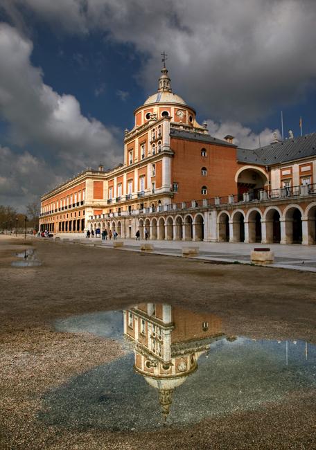 Reflejos, Aranjuez - ARQUITECTURA Y URBANAS - Javierangel lopez, fotografia de arquitectura y paisaje urbano