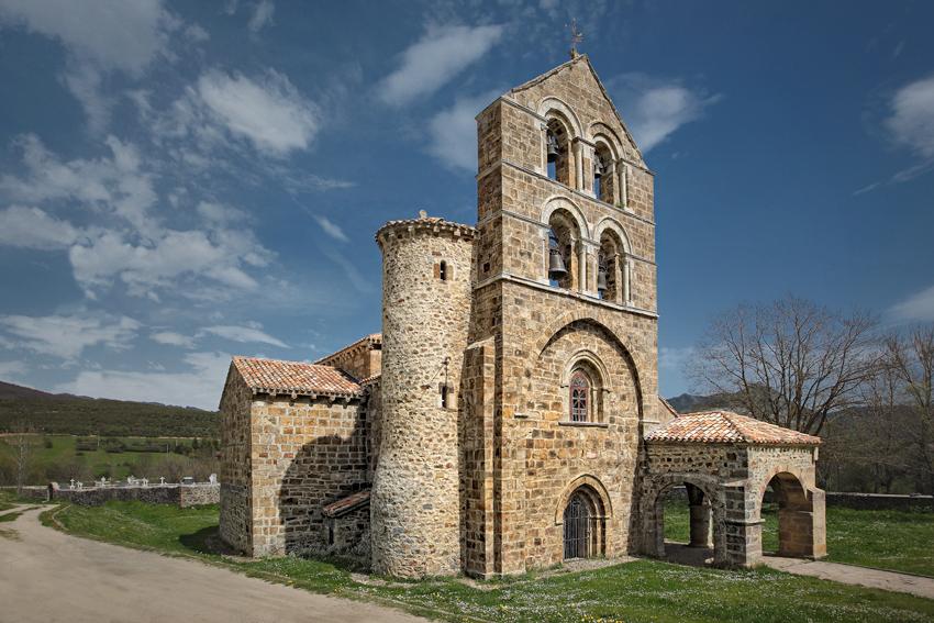 San Salvador de Cantamuda - Arte Románico - Javierangel lopez, fotografia de  arte romanico