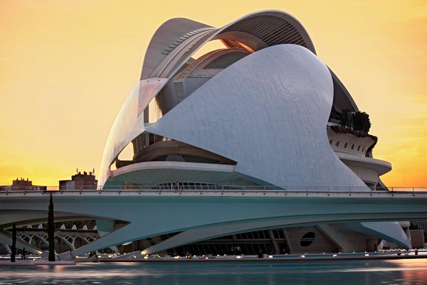 Palau de les Arts Reina Sofía 4 - ARQUITECTURA Y URBANAS - Javierangel lopez, fotografia de arquitectura y paisaje urbano