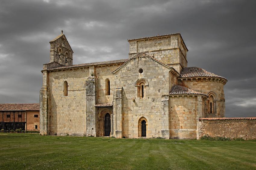 Santa Eufemia de Cozollos. Palencia - Arte Románico - Javierangel lopez, fotografia de  arte romanico