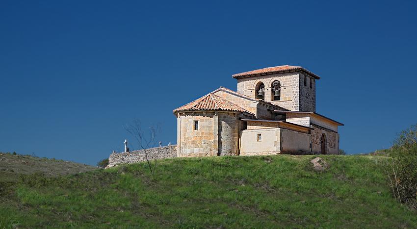 San Pedro, Cubillo de Ojeda, Palencia - Arte Románico - Javierangel lopez, fotografia de  arte romanico