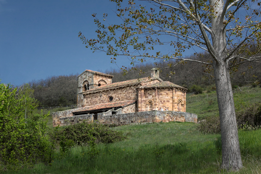 Villanueva de la torre - Arte Románico - Javierangel lopez, fotografia de  arte romanico