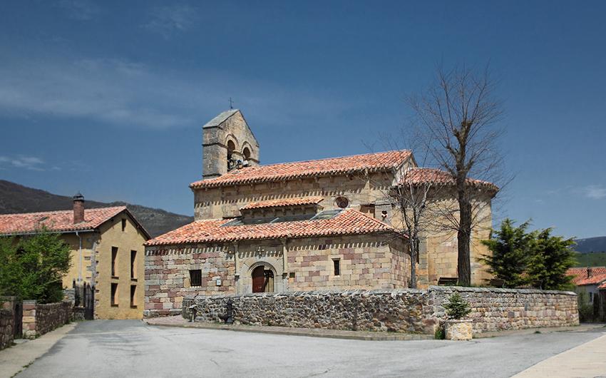 San Cornelio y San Cipriano, Revilla de Santullán - Arte Románico - Javierangel lopez, fotografia de  arte romanico