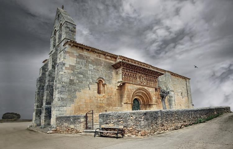Moarves de Ojeda - Arte Románico - Javierangel lopez, fotografia de  arte romanico