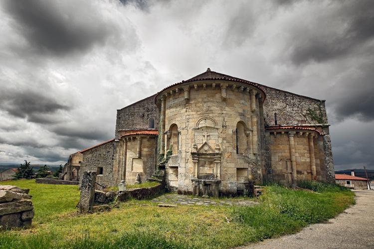 Santa María de Xunqueira de Espadañedo - Arte Románico - Javierangel lopez, fotografia de  arte romanico