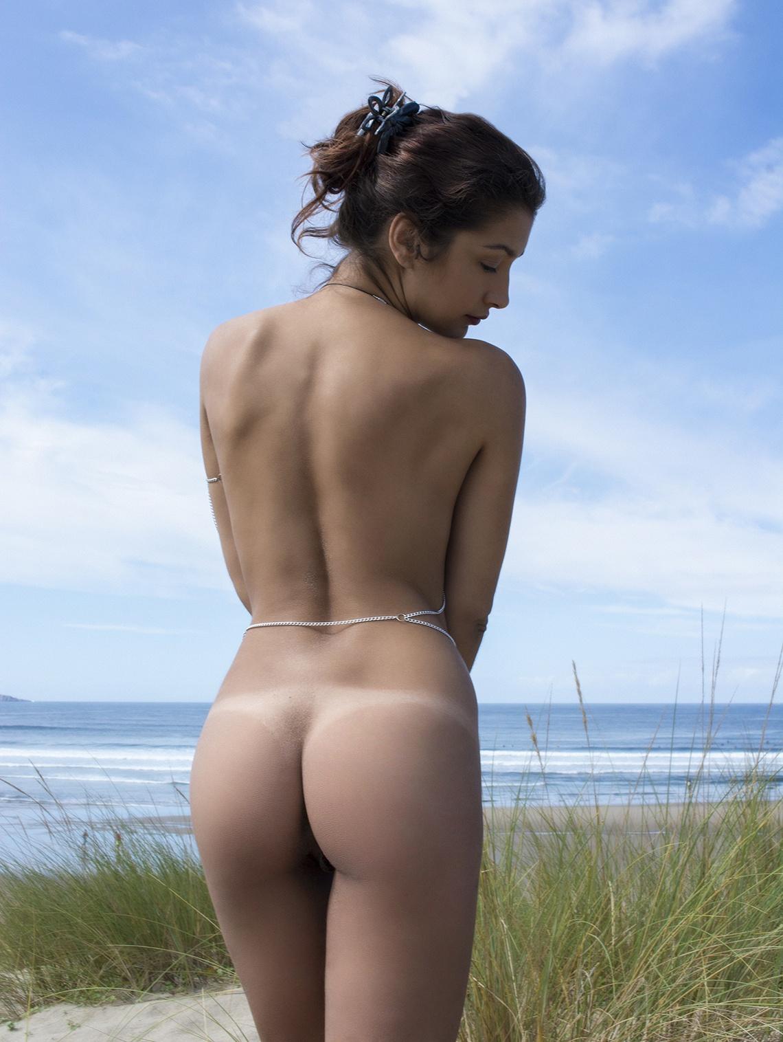 Ana - Acceso gratuito - Desnudo, semidesnudo y boudoir. Fotografía por Javier Cuevas