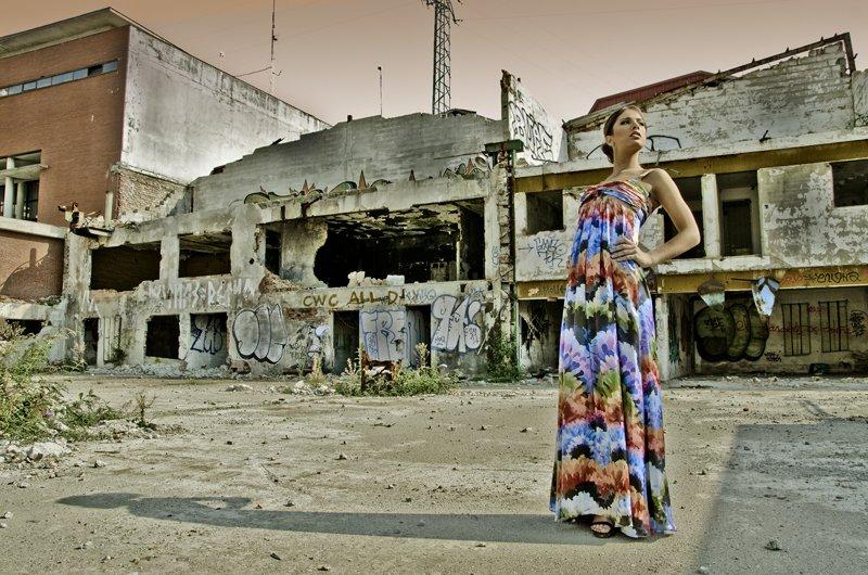 Retrato, moda y publicidad - javier del ser fotografia moda publicidad producto
