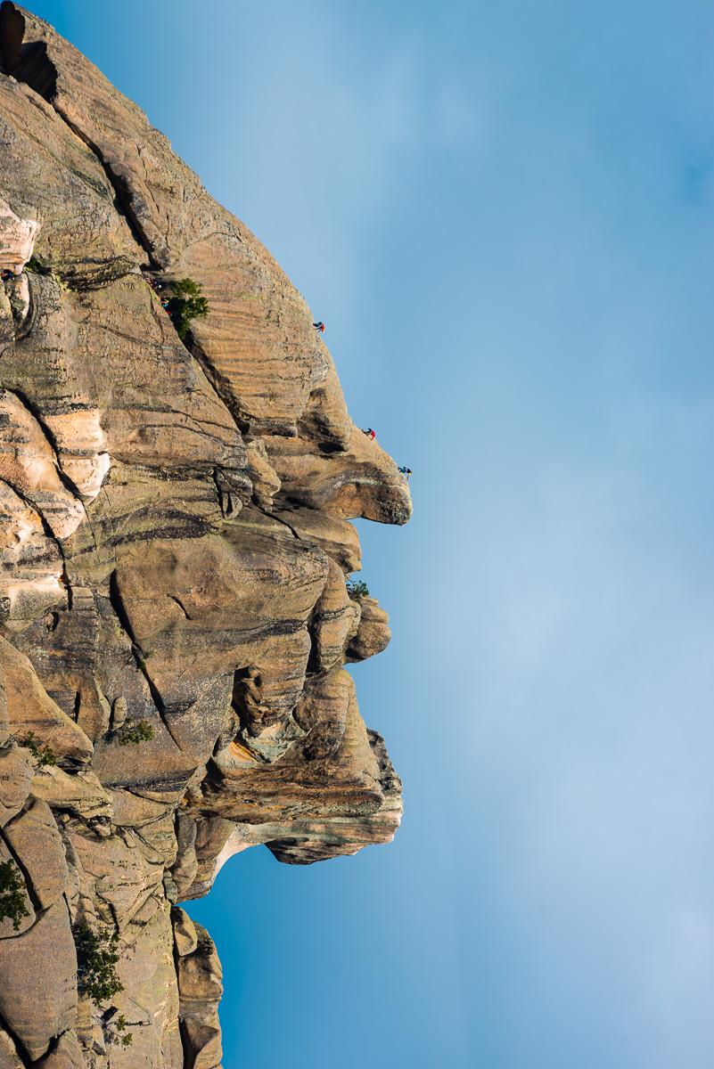 Las caras de la tierra - JC Fajardo, Fotografía