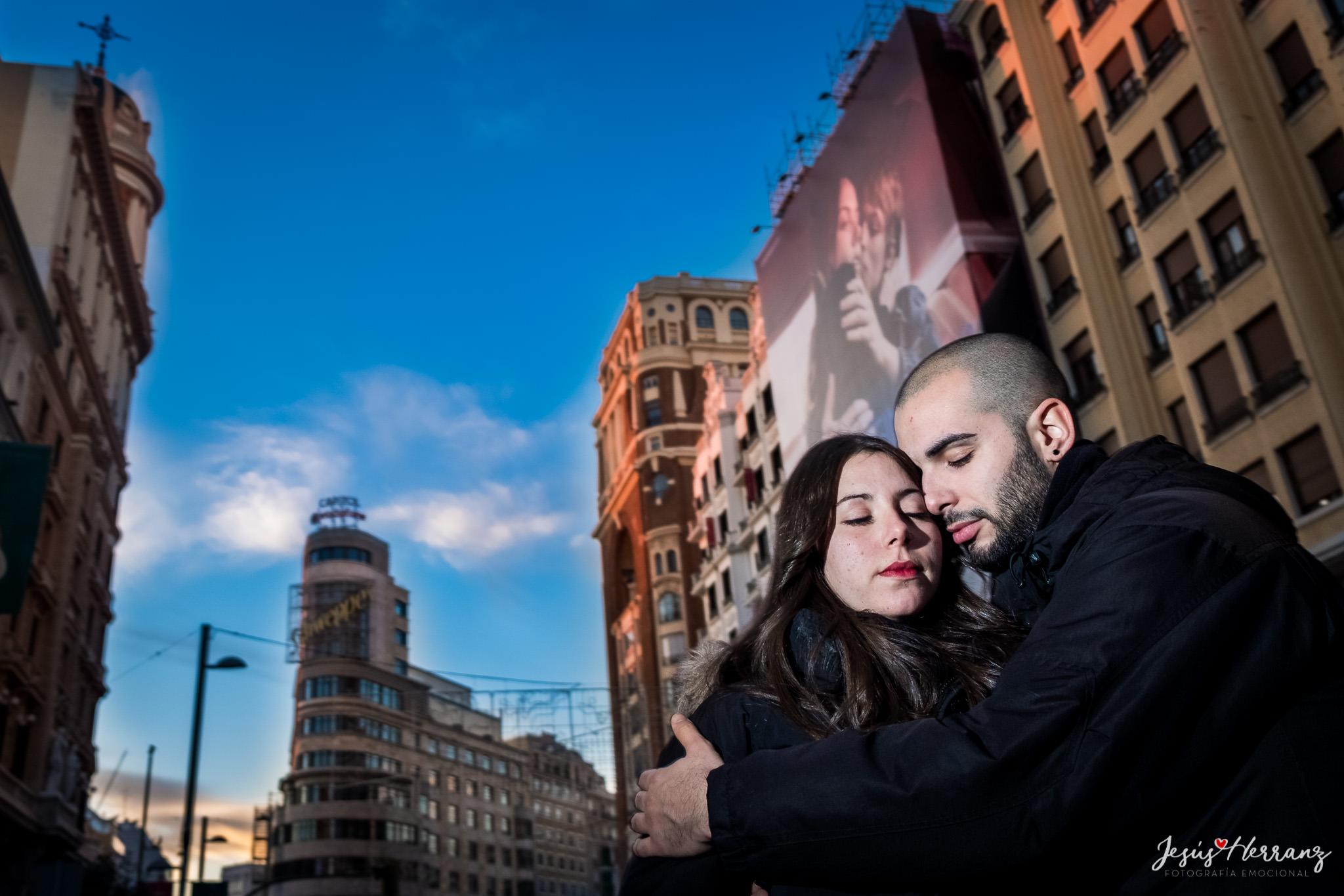 Preboda S & V (Madrid) - Jesús Herranz: Fotógrafo Documental Bodas | Alcalá de Henares (Madrid)