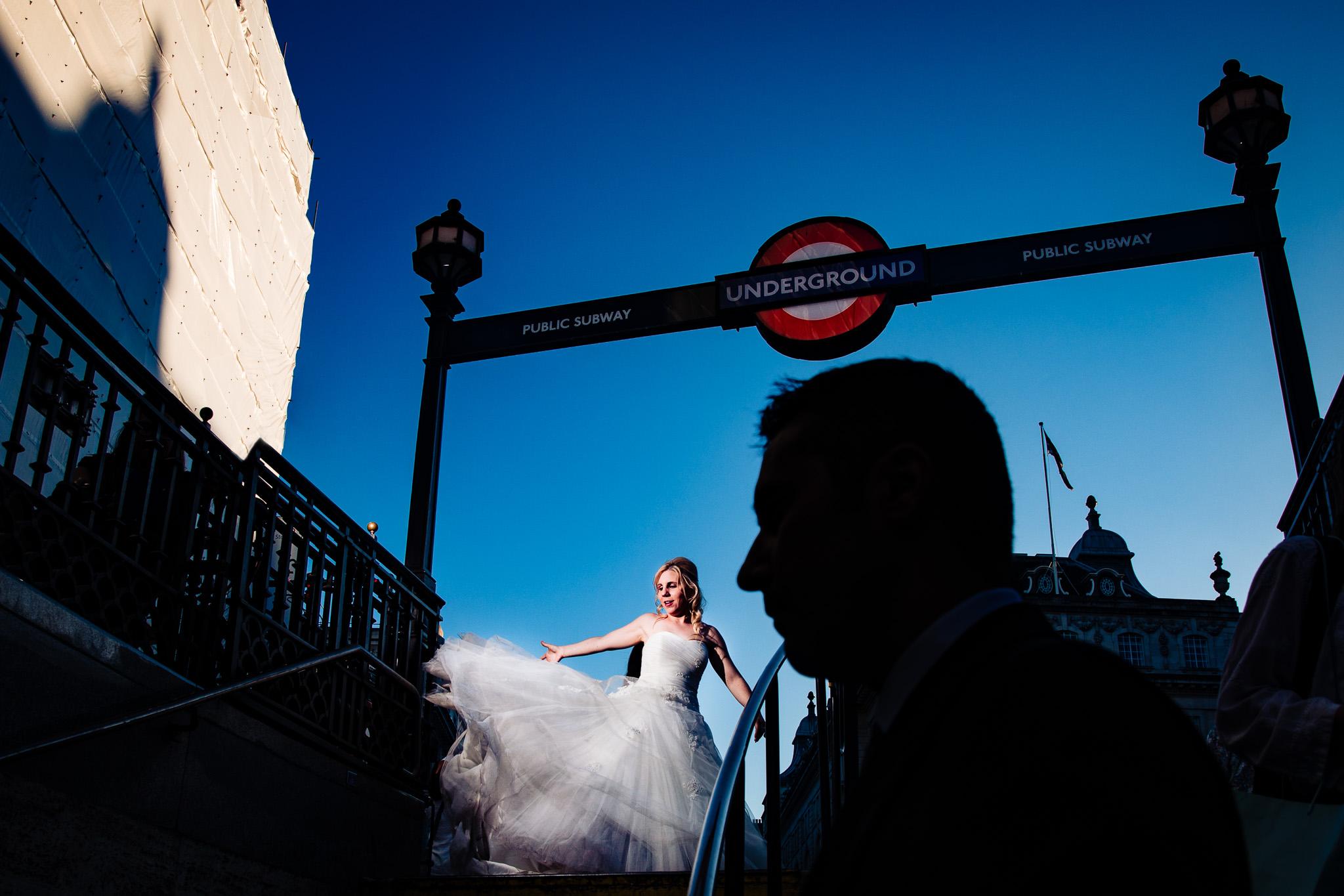 Postboda D & M (Londres) - Jesús Herranz, Fotografía