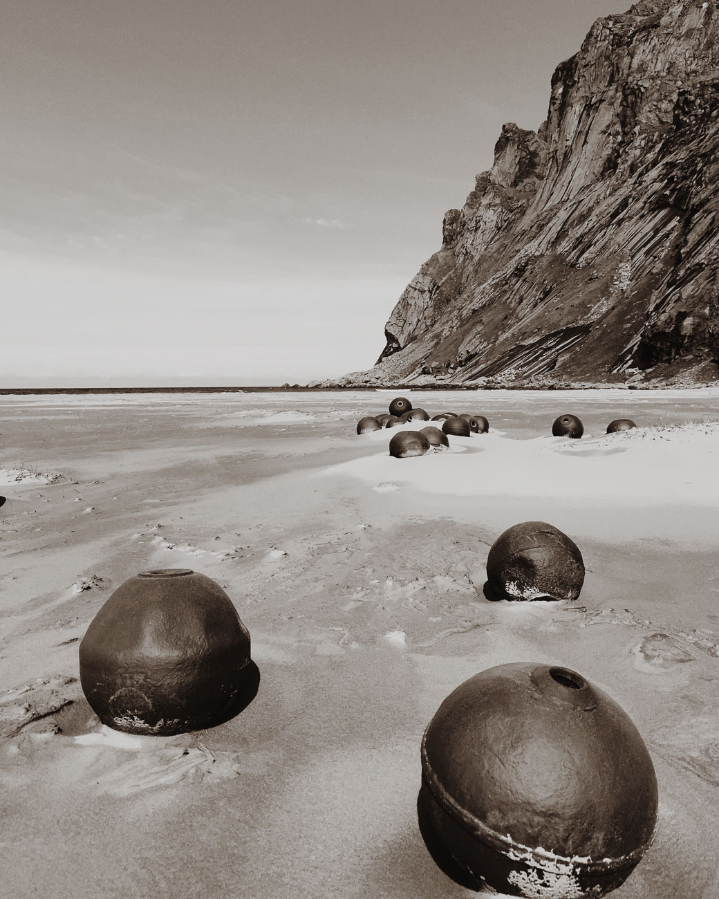 Bunes beach - Noruega - JESUS RODRIGUEZ, FOTOGRAFIA DE NATURALEZA