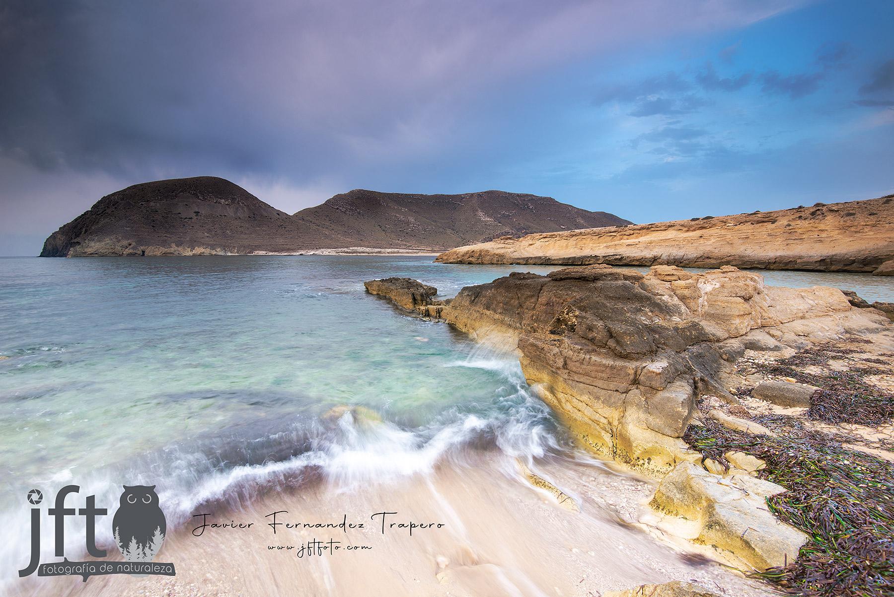 CABO DE GATA - GALERÍA DE PAISAJES. Viaje a Cabo de Gata. Almeria. España. Costa almeriense