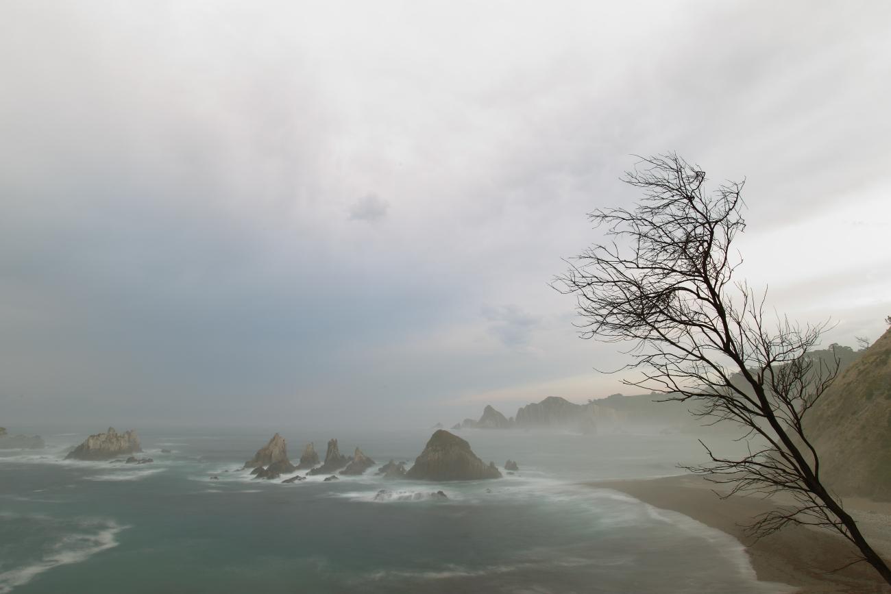 Paisajes de lagunas y mar - Imágenes de Naturaleza de paisajes de lagunas y mar de José Luis Sánchez Almécija