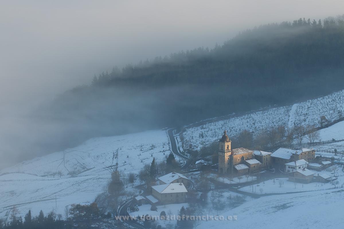 Ibarra, Valle de Aramaio (Álava) - España - J L Gómez de Francisco. Fotografía de paisaje de España - Spanish landscape