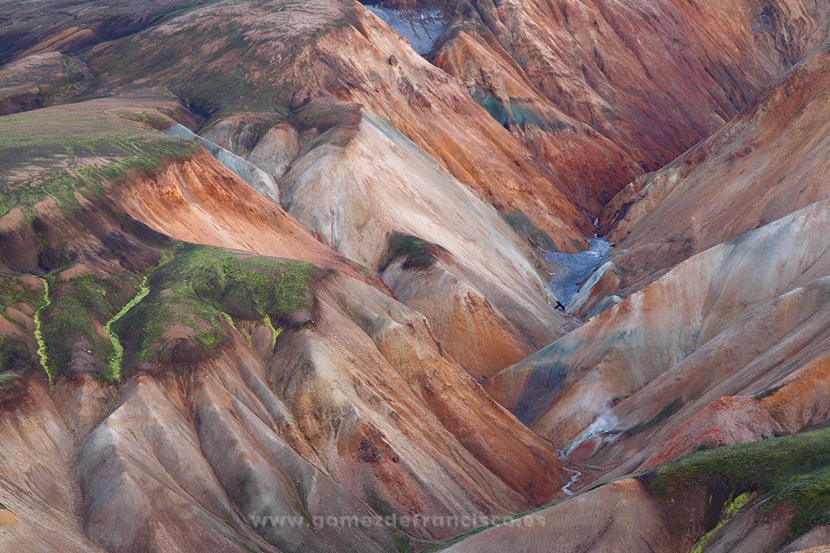 Landmannalaugar, Islandia - Islandia - J L Gómez de Francisco. Fotografía de paisaje de Islandia - Landscapes from Iceland