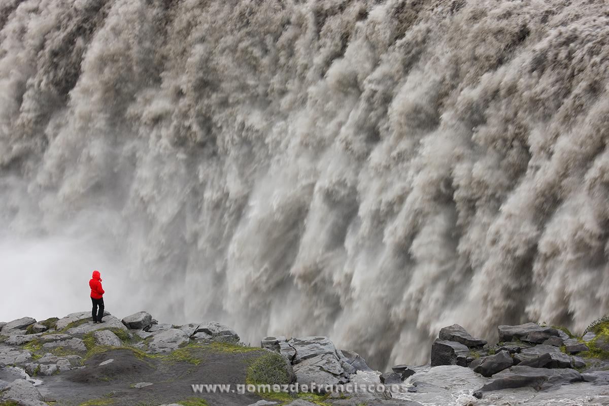 Dettifoss, Islandia - Islandia - J L Gómez de Francisco. Fotografía de paisaje de Islandia - Landscapes from Iceland