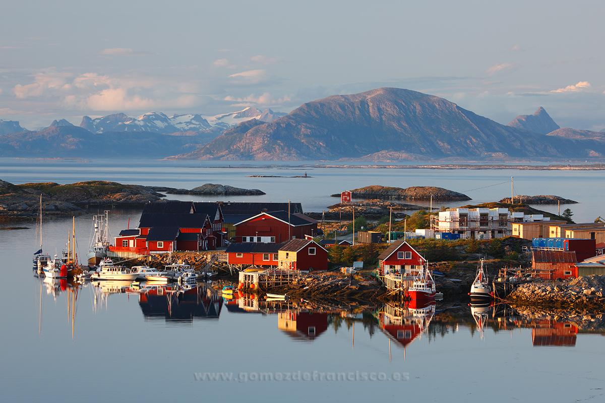 Isla de Lovund, Noruega - Escandinavia - J L Gómez de Francisco. Fotografía de paisaje de Escandinavia - Landscapes from Scandinavia