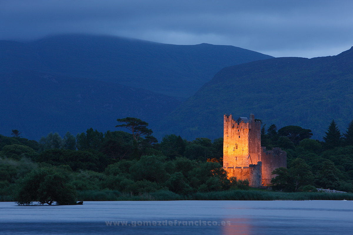 Ross Castle, Irlanda - Irlanda - J L Gómez de Francisco. Fotografía de paisaje de Irlanda - Landscapes from Ireland