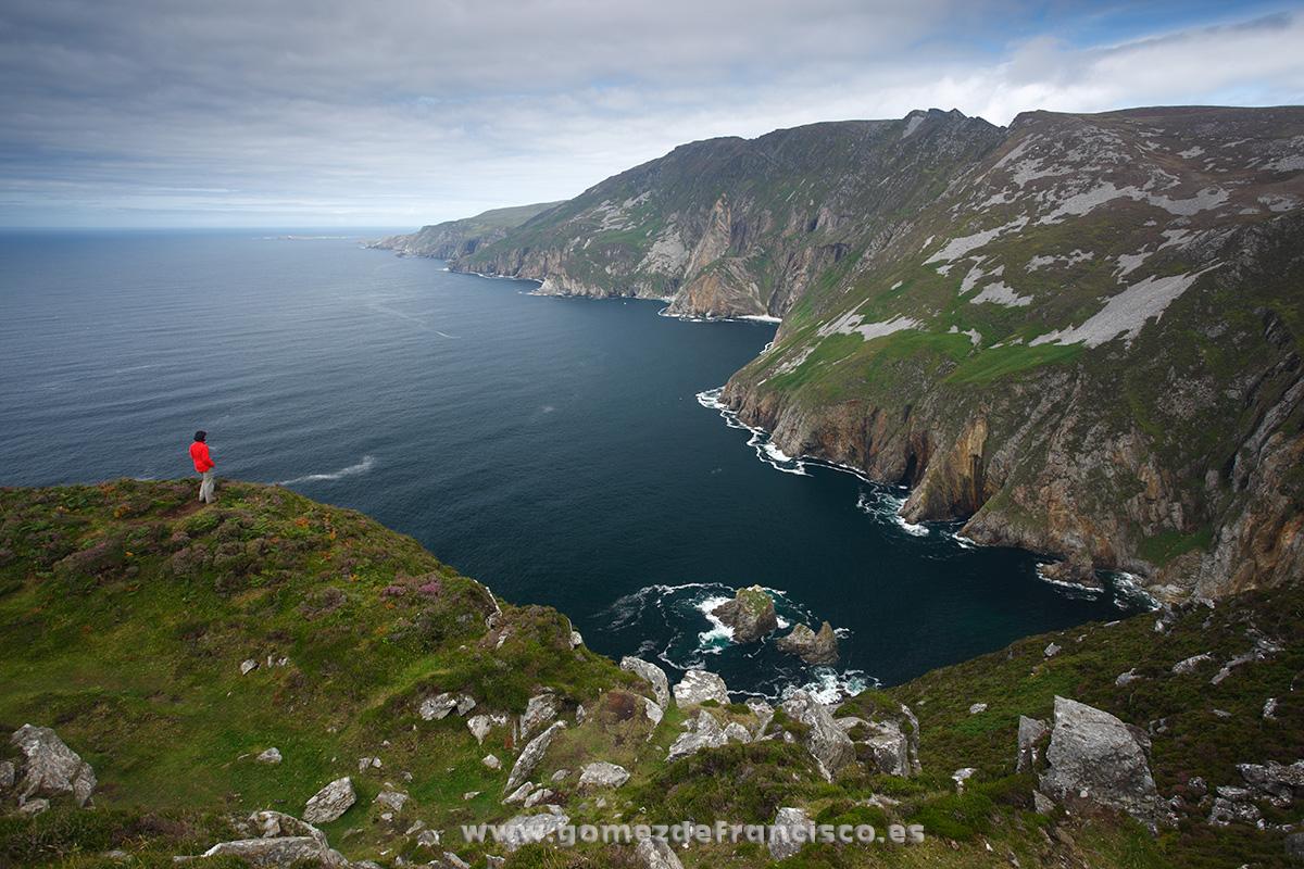 Slieve League Cliffs, Irlanda - Irlanda - J L Gómez de Francisco. Fotografía de paisaje de Irlanda - Landscapes from Ireland