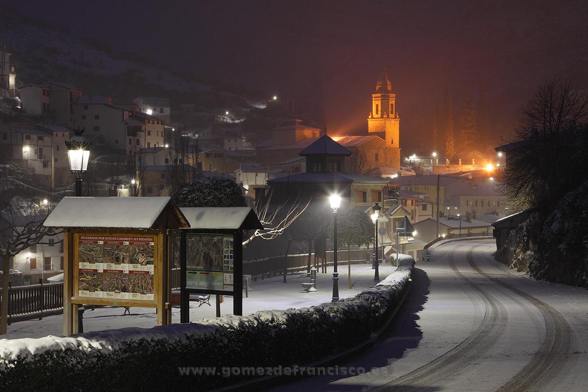 Soto en Cameros (La Rioja) - La Rioja - J L Gómez de Francisco. Fotografía de paisaje de La Rioja - Landscapes from La Rioja