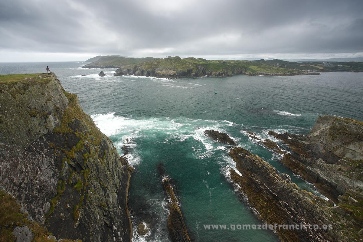 Baltimore, Irlanda - Irlanda - J L Gómez de Francisco. Fotografía de paisaje de Irlanda - Landscapes from Ireland