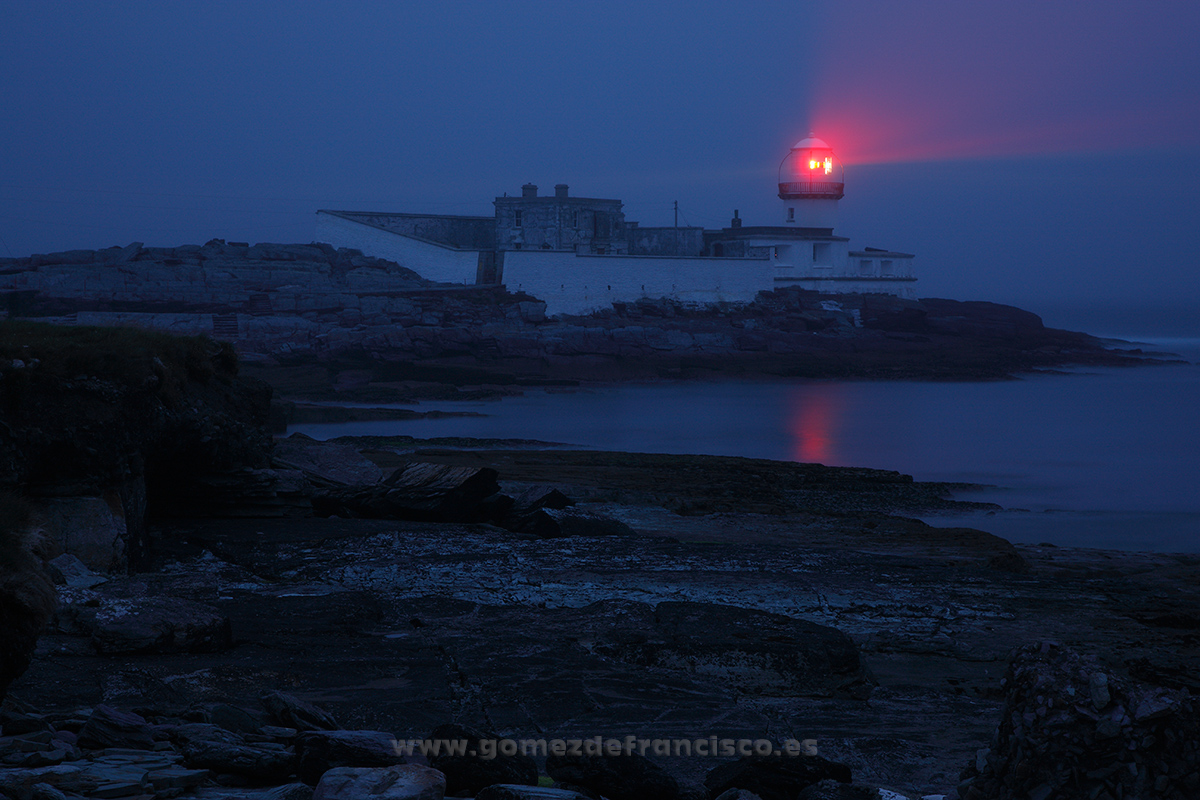 Cromwell Point, Valentia Island, Irlanda - Irlanda - J L Gómez de Francisco. Fotografía de paisaje de Irlanda - Landscapes from Ireland