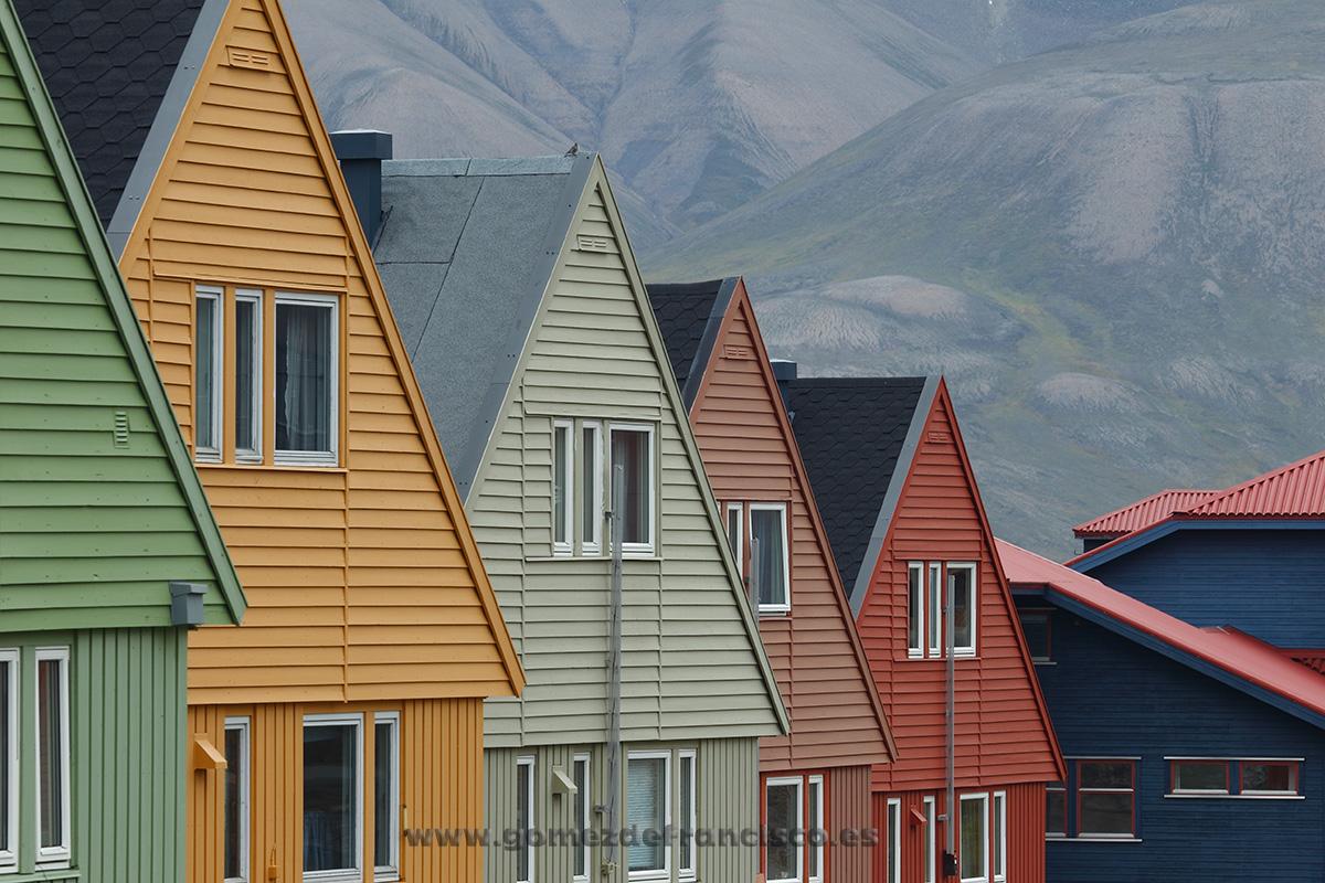 Longyearbyen, Svalbard - Svalbard - J L Gómez de Francisco. Fotografía de paisaje de Svalbard - Landscapes from Svalbard