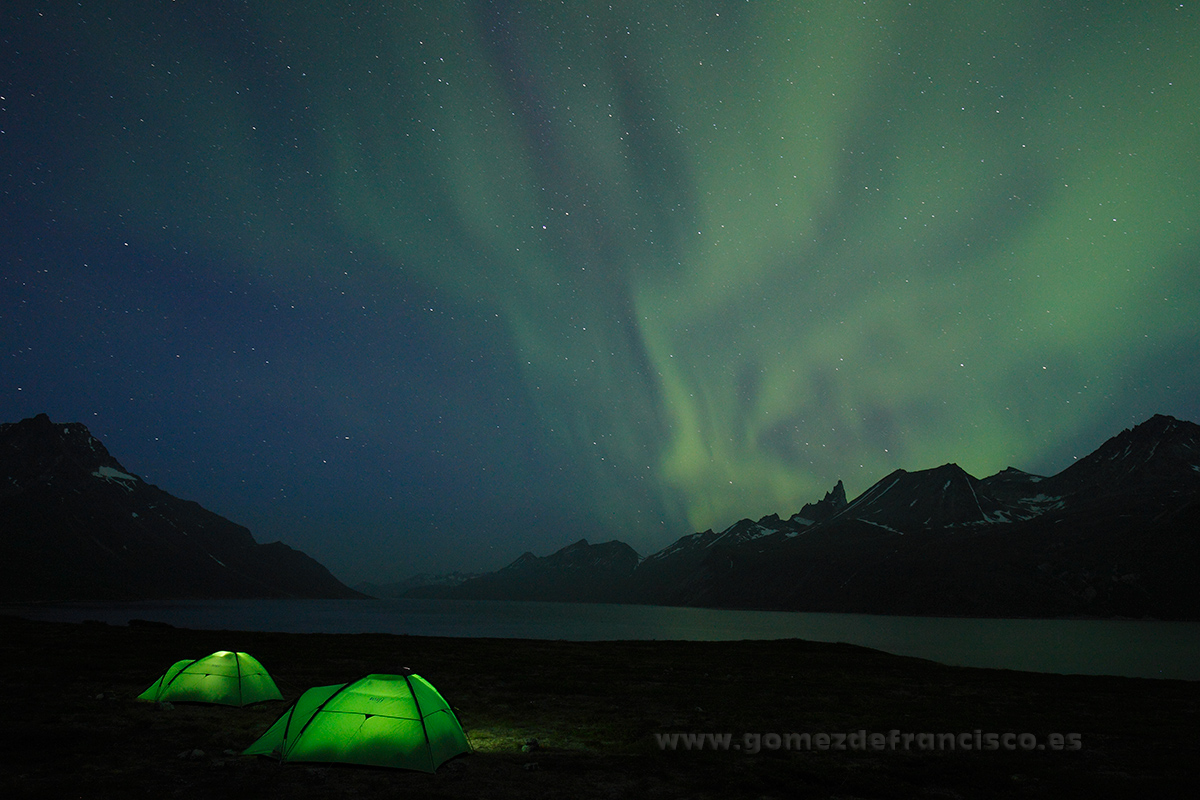Fiordo de Tasermiut, Tasiusak, Groenlandia - Groenlandia - J L Gómez de Francisco. Fotografía de paisaje de Groenlandia - Landscapes from Greenland
