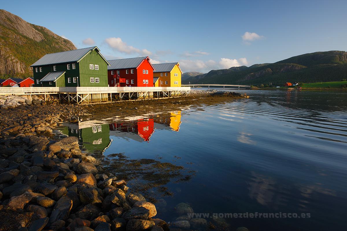Lauvsnes, Flatanger, Noruega - Escandinavia - J L Gómez de Francisco. Fotografía de paisaje de Escandinavia - Landscapes from Scandinavia