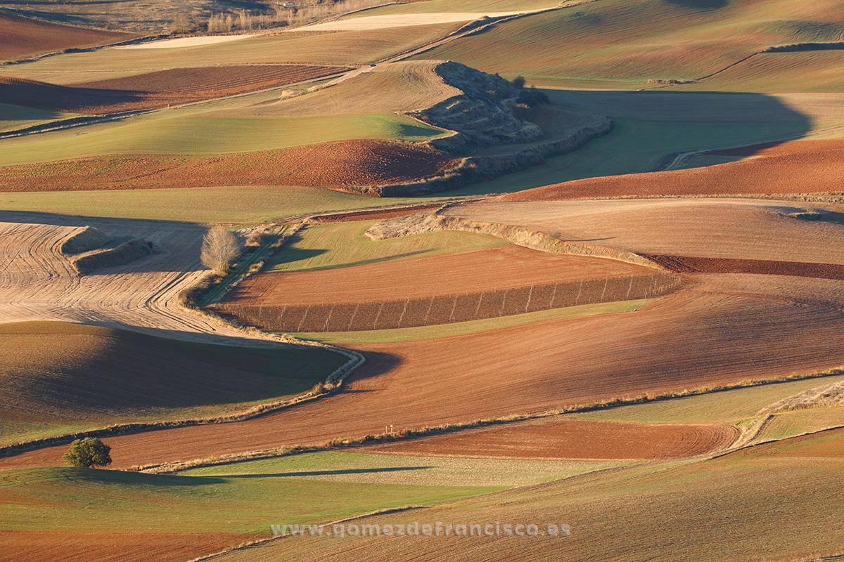 Cirueña (La Rioja) - La Rioja - J L Gómez de Francisco. Fotografía de paisaje de La Rioja - Landscapes from La Rioja