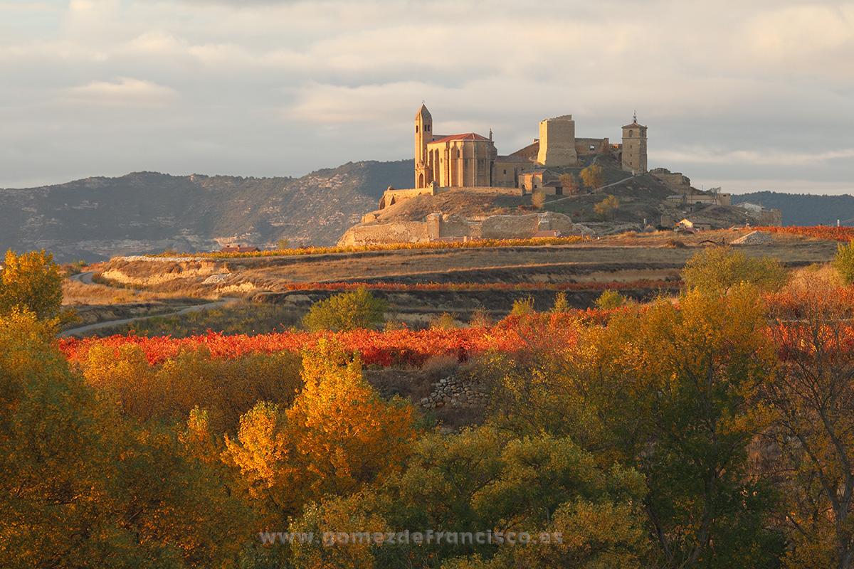 San Vicente de la Sonsierra (La Rioja) - La Rioja - J L Gómez de Francisco. Fotografía de paisaje de La Rioja - Landscapes from La Rioja