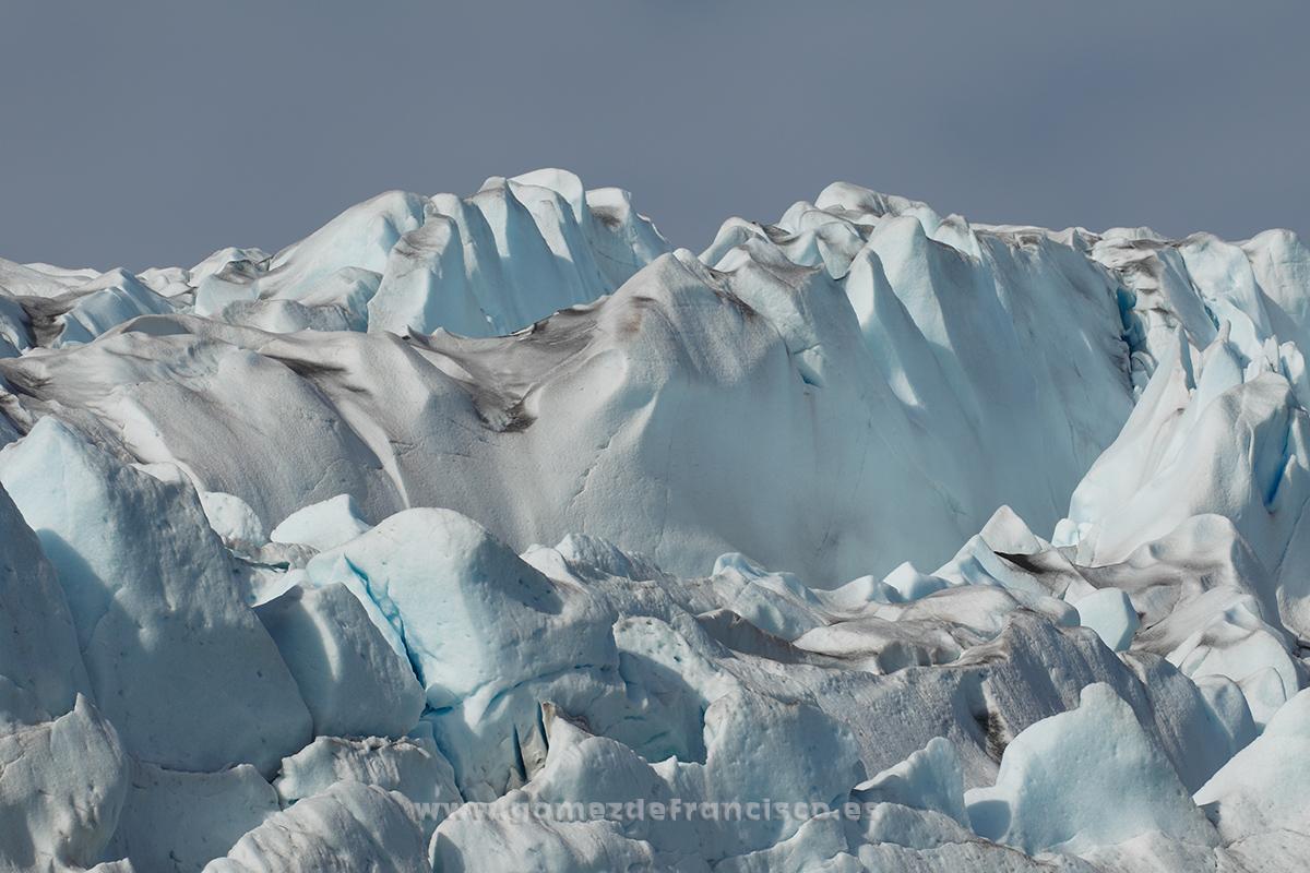 Glaciar en Qalerallit, Groenlandia - Groenlandia - J L Gómez de Francisco. Fotografía de paisaje de Groenlandia - Landscapes from Greenland