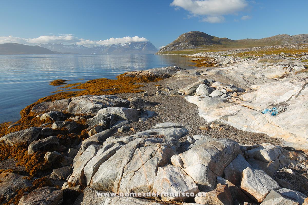 Uunartoq, Groenlandia - Groenlandia - J L Gómez de Francisco. Fotografía de paisaje de Groenlandia - Landscapes from Greenland