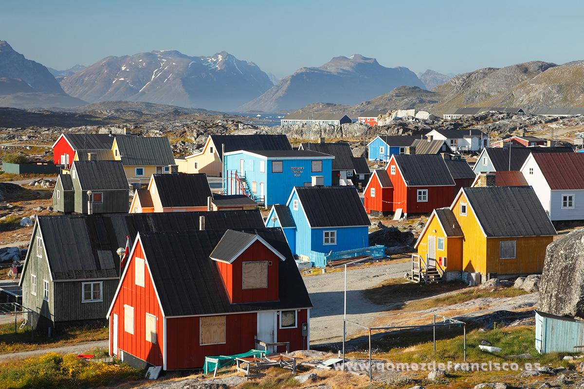 Nanortalik, Groenlandia - Groenlandia - J L Gómez de Francisco. Fotografía de paisaje de Groenlandia - Landscapes from Greenland
