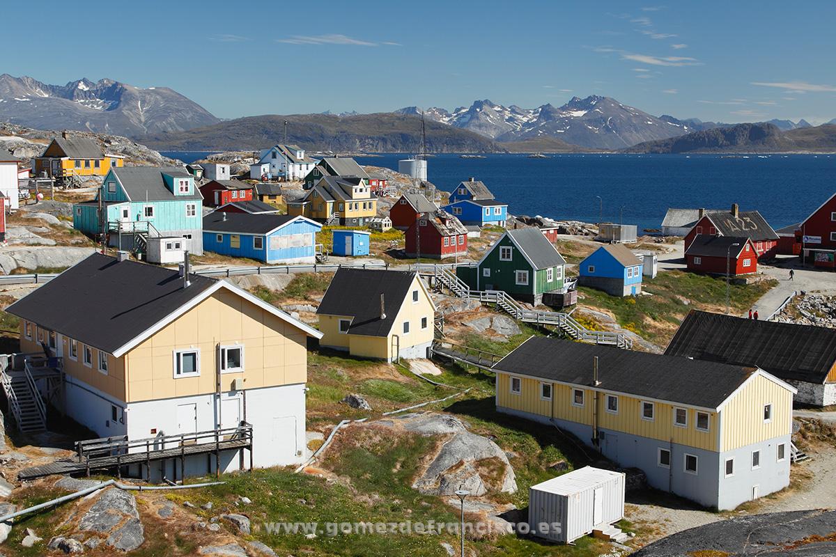 Alluitsup Paa, Groenlandia - Groenlandia - J L Gómez de Francisco. Fotografía de paisaje de Groenlandia - Landscapes from Greenland