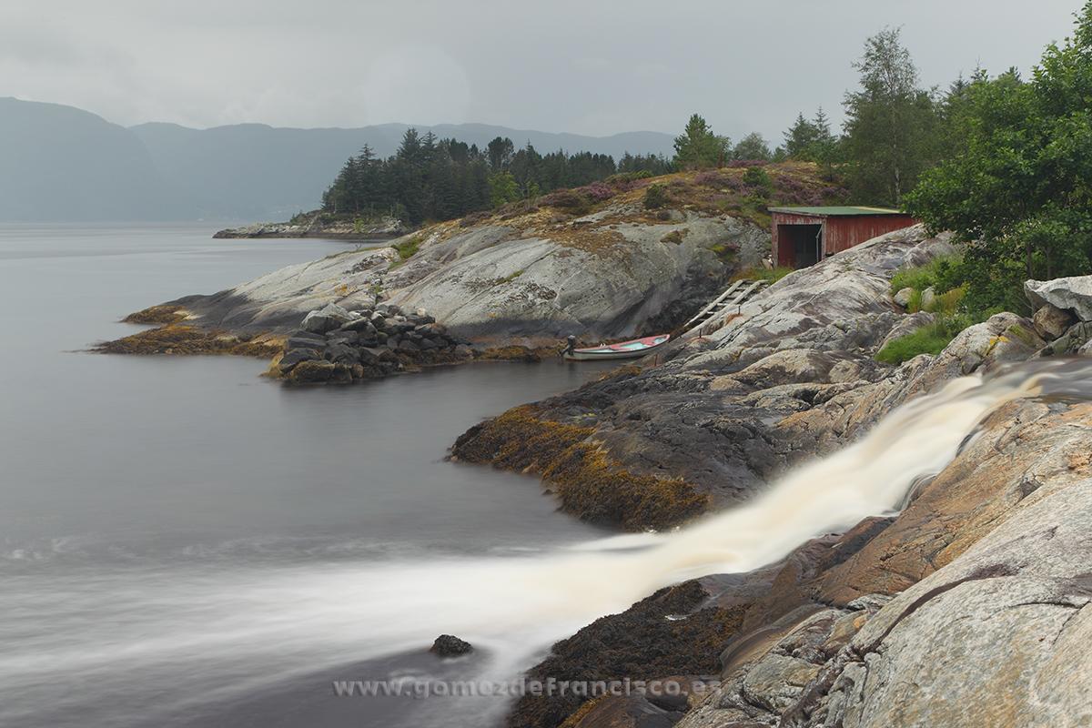 Alvaera, Sognefjorden, Noruega - Escandinavia - J L Gómez de Francisco. Fotografía de paisaje de Escandinavia - Landscapes from Scandinavia