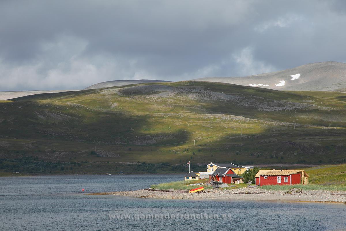 Syltefjord, Varanger, Noruega - Escandinavia - J L Gómez de Francisco. Fotografía de paisaje de Escandinavia - Landscapes from Scandinavia