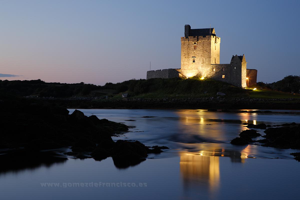 Castillo de Dunguaire, Irlanda - Irlanda - J L Gómez de Francisco. Fotografía de paisaje de Irlanda - Landscapes from Ireland