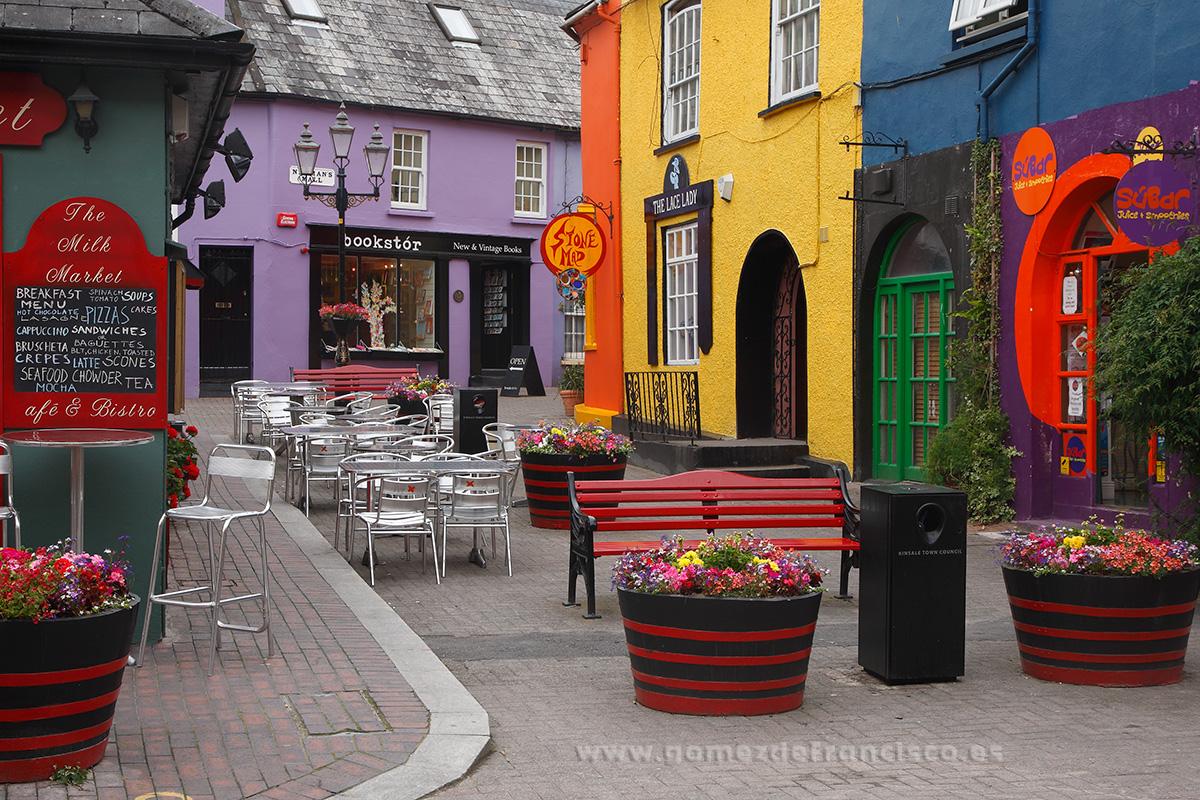 Kinsale, Irlanda - Irlanda - J L Gómez de Francisco. Fotografía de paisaje de Irlanda - Landscapes from Ireland