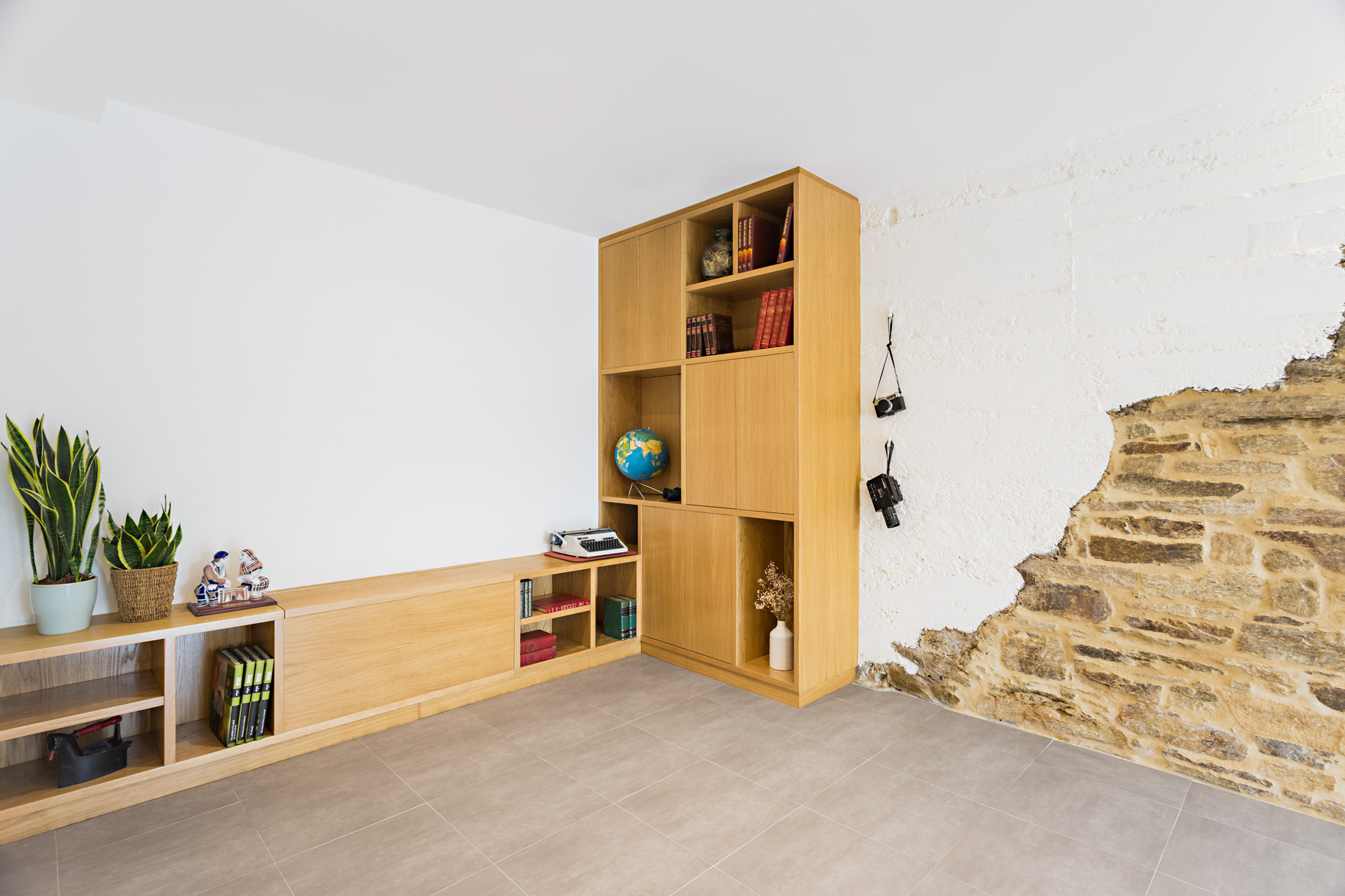 Rehabilitación de vivienda | Encaixe Arquitectura - Rehabilitación vivienda Dornelas | Encaixe Arquitectura - Rehabilitación vivienda Dornelas | Encaixe Arquitectura | Jose Chas