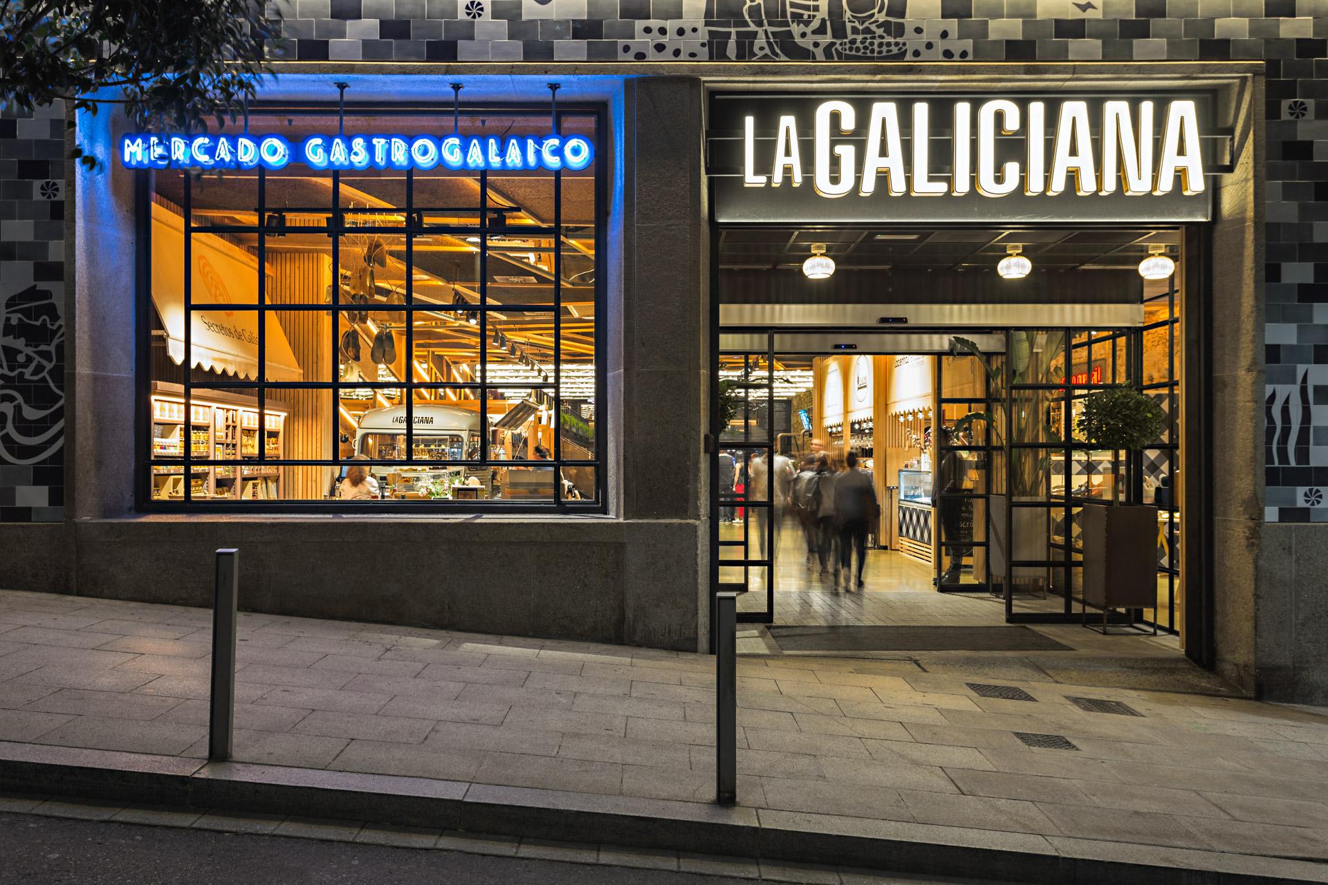 Mercado La Galiciana | Espacio Invisible - Mercado La Galiciana | Espacio Invisible | Jose Chas