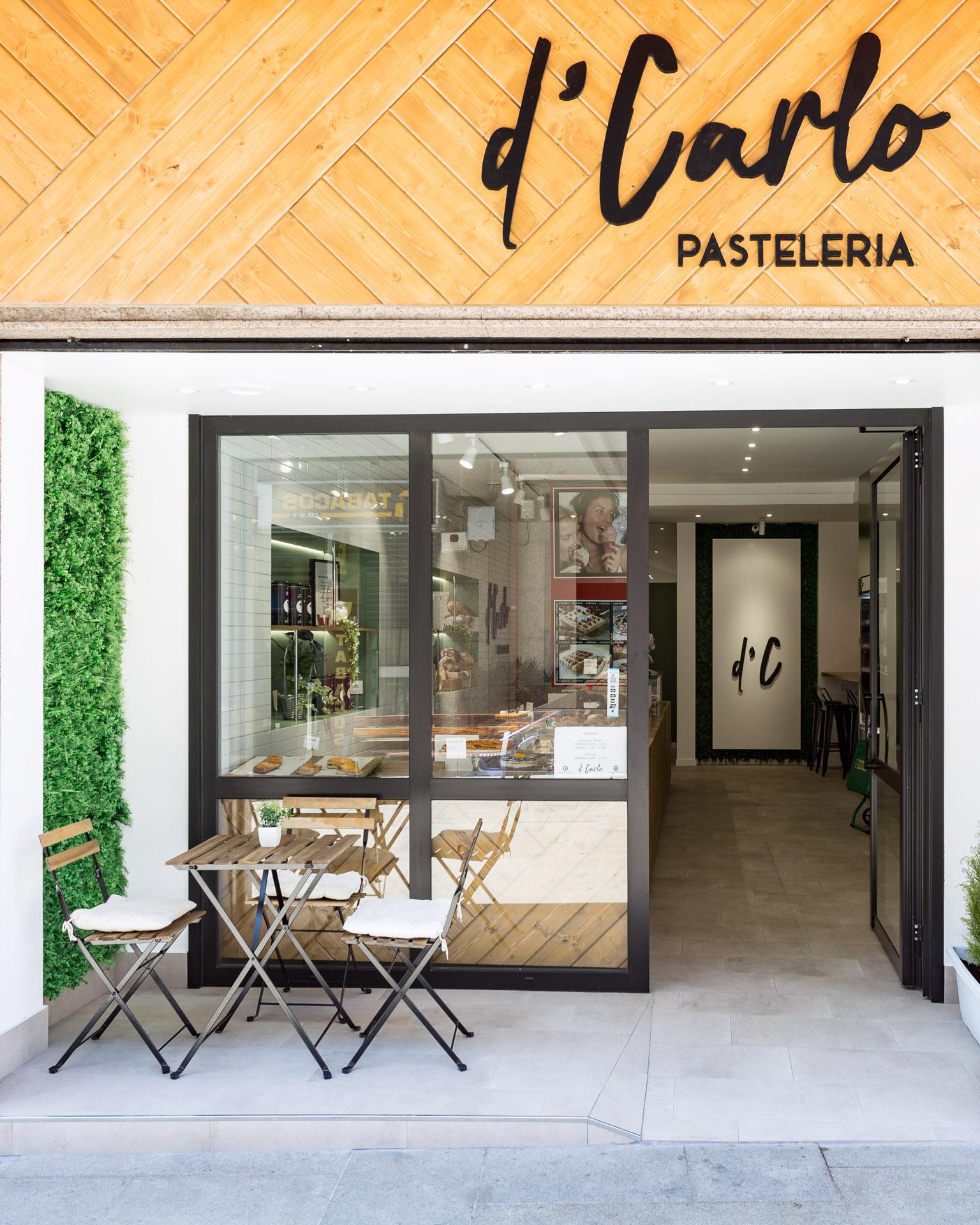Pastelería d´Carlo | Encaixe Arquitectura - Pastelería d´Carlo | Encaixe Arquitectura| Jose Chas