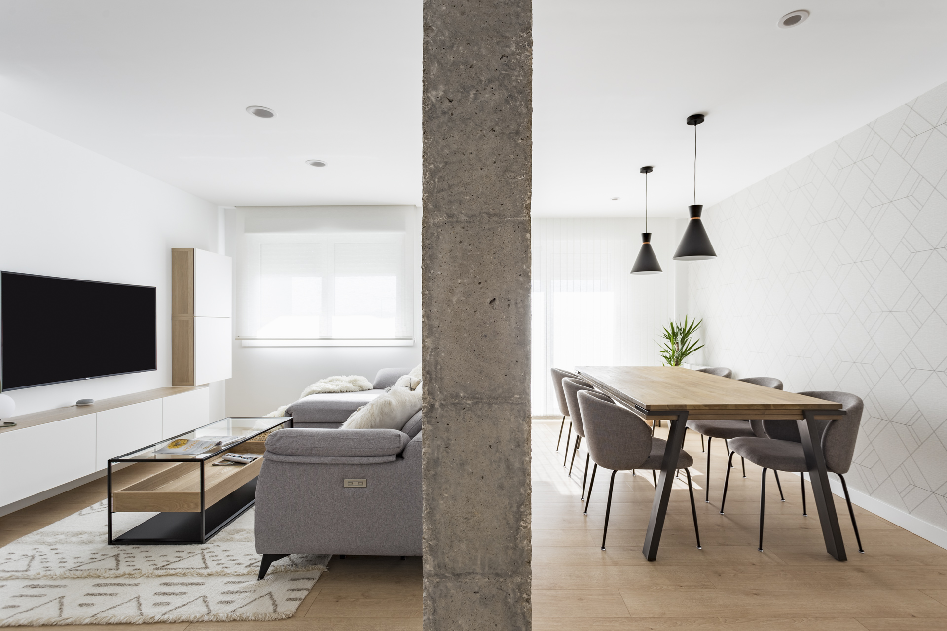 Reforma de vivienda   Espacio Concept - Reforma de vivienda   Espacio Concept - Reforma de vivienda I Espacio Concept   Jose Chas