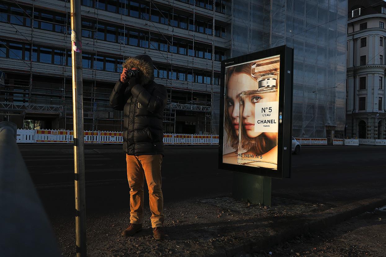 Finlandia. Autorretrato - Behind the lens - JOSE V. GLEZ