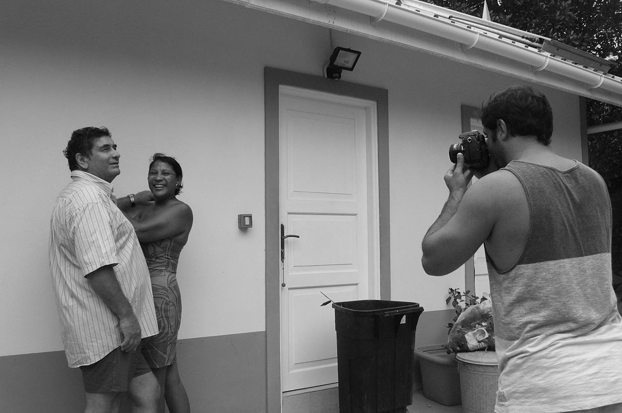 Jean Louis y Marian. Mahe. Seyshelles. Foto _ Mery Barrios - Behind the lens - JOSE V. GLEZ