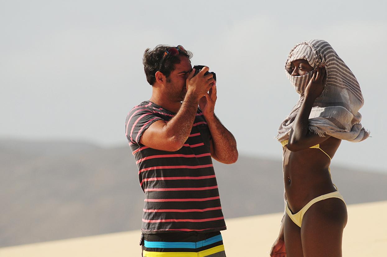 Christina Kasumba. Fuerteventura. Foto _ MAGT / Radical Surf Mag - Behind the lens - JOSE V. GLEZ