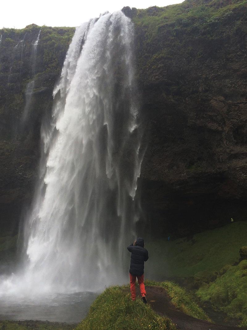 Islandia. Foto _  Johnny Dámaso - Behind the lens - JOSE V. GLEZ