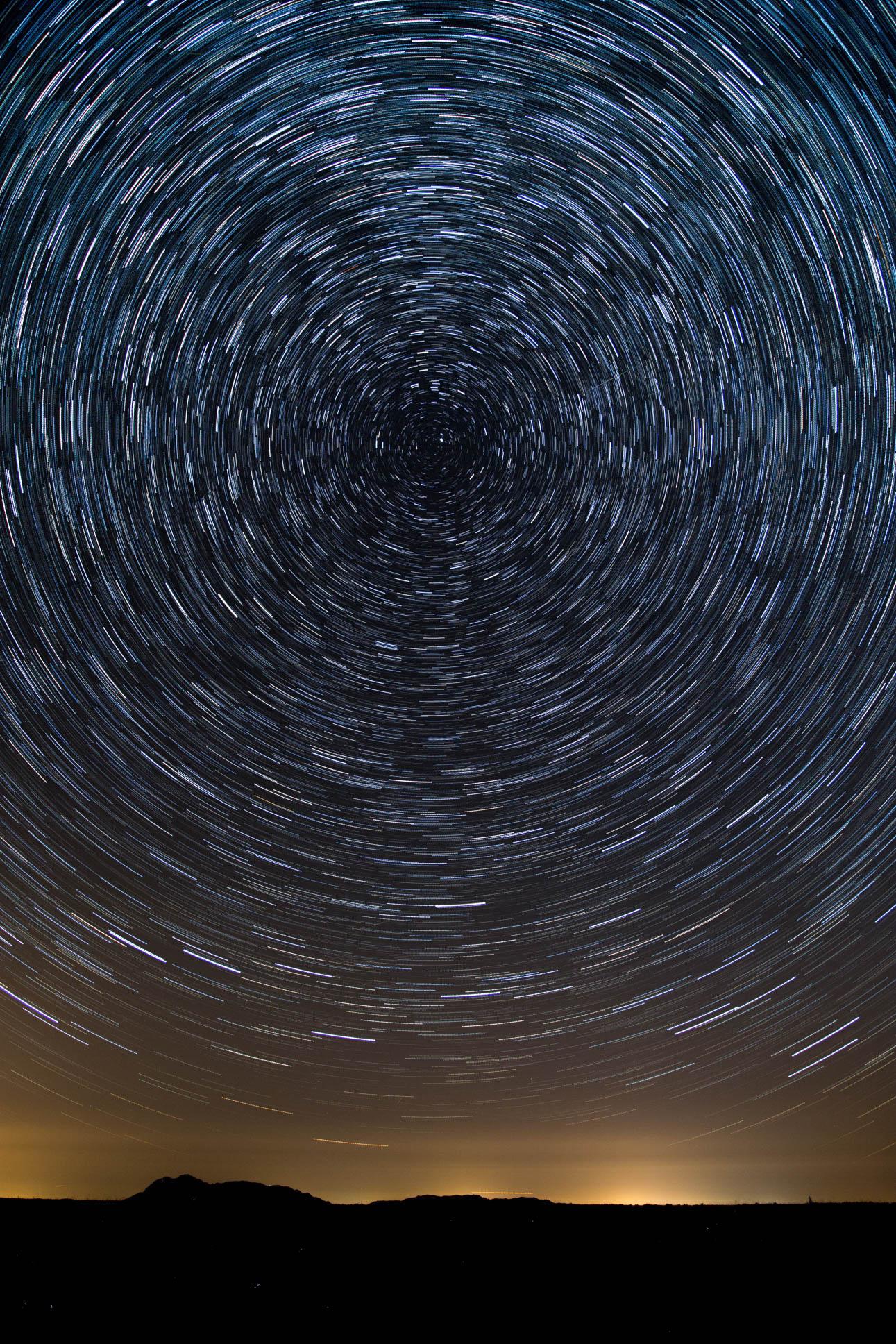 Circumpolar - Paisaje Nocturno - Joshua Miravalles Gómez Fotógrafo - Joshua Miravalles Gómez Photographer