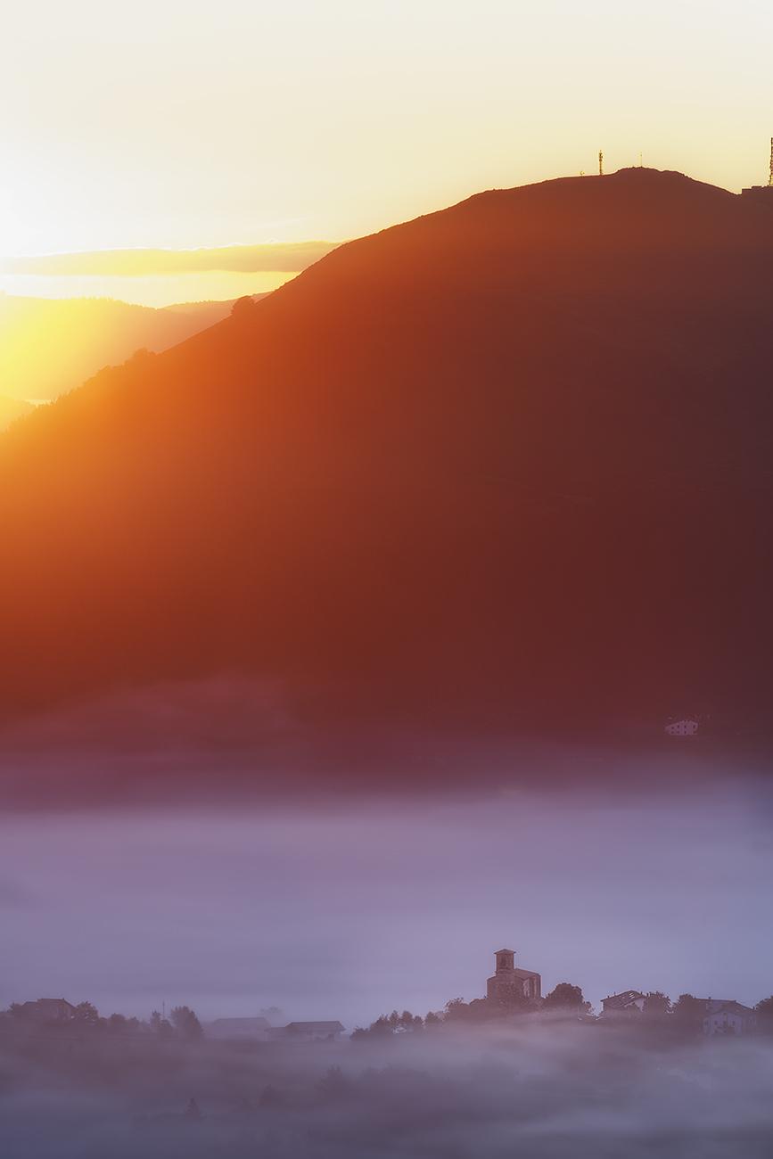 Por encima de las nubes - Josu Ruiz de Larrea, Argazkilaritza